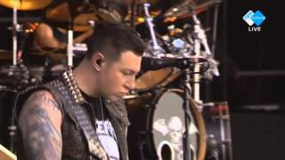 [HD] Avenged Sevenfold - Bat Country [Live] [Pinkpop 2014]