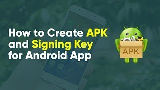 How to Create APK and Signing Key for Android App  | Phonegap Tutorial