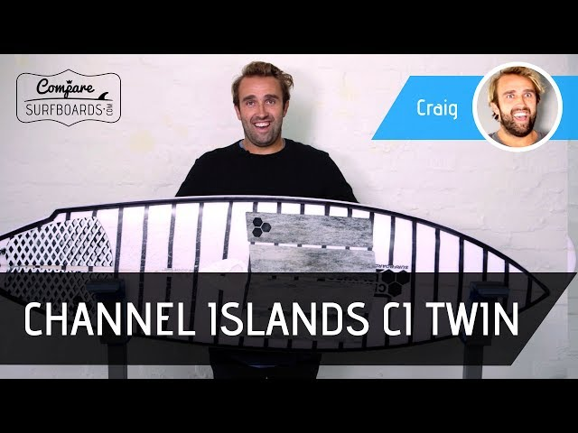 Channel Islands Surfboards CI Twin Fin Surfboard Review | Compare Surfboards