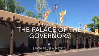 Shopping For Authentic Indian Jewelry   Palace Of The Governors   Santa Fe