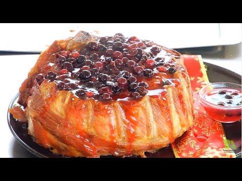 Corona de cerdo en salsa de agraz | Robinson Duque | La Sartén por el Mango