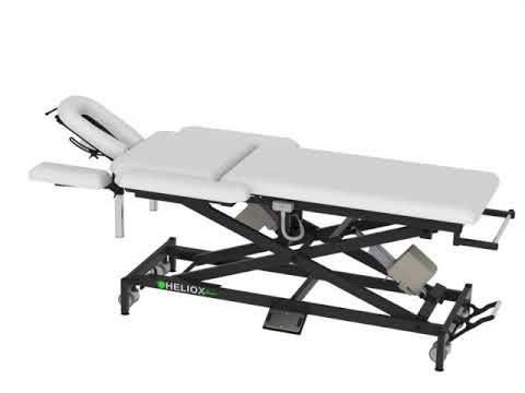 Массажный стол Heliox X203