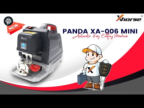 Xhorse Panda XA-006 Automatic Key Cutting Machine