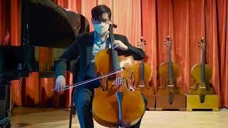 4/4 Jay Haide Ruggieri Model Cello