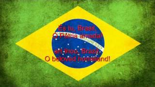 Brazil National Anthem English  lyrics