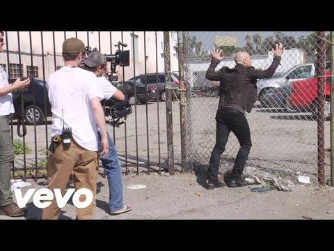 "Daughtry - Behind The Scenes of ""Outta My Head"" Video Shoot..."