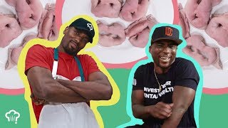 """Serge Ibaka Says """"It Hurt a Little Bit"""" When Kawhi Left 