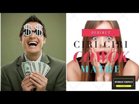 Video CIRI CIRI COWOK MATRE YANG HARUS WANITA KETAHUI