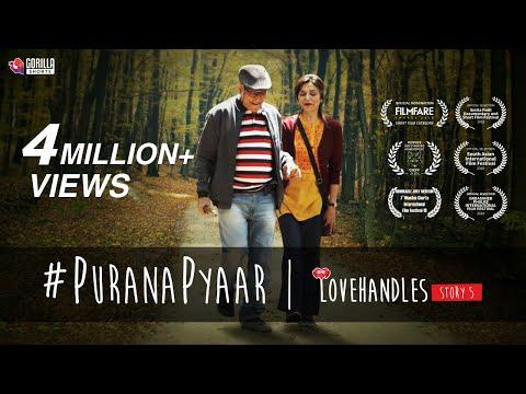 Purana Pyaar featuring Mohan Agashe and Lilette Dubey