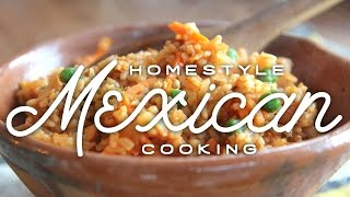 Homestyle Mexican Cooking with Carlos and Hilah Cooking