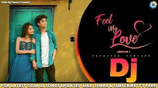 Feel My Love Odia Unplug Dj Song