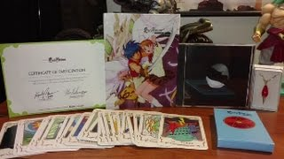 The Vision Of Escaflowne Kickstarter Exclusive Collector's Edition + Soundtrack (Lovers tier)