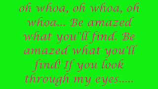 Everlife- Look through my eyes lyrics