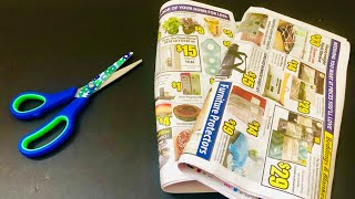 Newspaper Craft Ideas Very Easy 免费在线视频最佳电影电视节目
