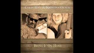 Colin Hay & <b>Kristina Olsen</b>  Bring It On Home To Me Cover Recorded Live  Radio 2012