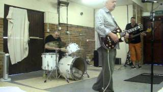 I Loved Another Woman by Fleetwood Mac & Peter Green demo of Vintage V100 Les Paul
