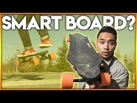 Exway Board: The Most Intelligent Electric Skateboard (Smarter Than A Boosted Board)