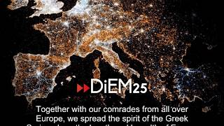 No more hypocrisy, no more submission! | DiEM25 Greece