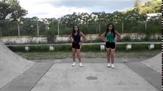 Feid, Greeicy   Perfecta CoreografiaGêmeas Da Dança
