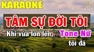 tam-su-doi-toi-karaoke-tone-nu-nhac-song-trong-hieu