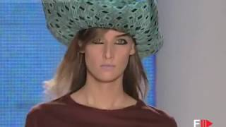 MISSONI Full Show Spring Summer 2001 Milan by Fashion Channel