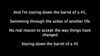 Lyrics | 45 | Shinedown