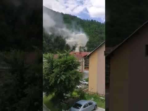 Požar v TABu