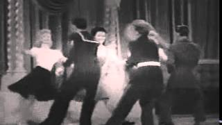 How To Dance The Jitterbug - 1940s Style