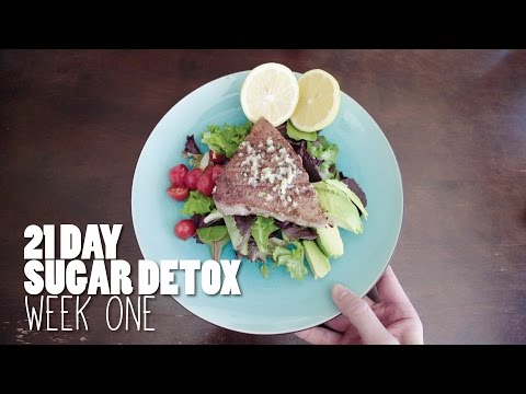 21 Day Sugar Detox – Week One