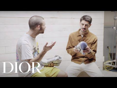 Sean Wotherspoon in Conversation with Dior Men's Head Footwear Designer on Dior and Jordan Brand