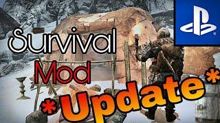 Skyrim SE - Portable Tools (Camp & Craft) Mod Showcase (PS4) *Update*