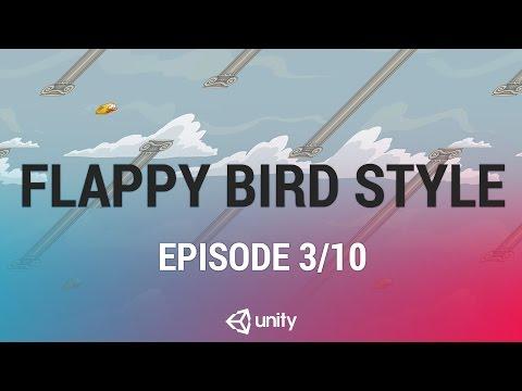 The Bird Script - Unity