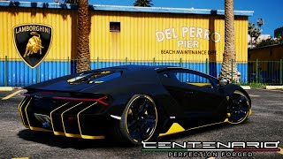 Lamborghini Centenario LP770-4 [Add-On/OIV]