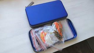 Как сделать рыболовную сумку своими руками