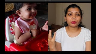SOLIDS FOR BABIES | BABY LED WEANING INDIA
