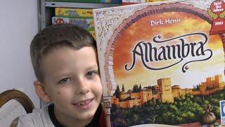 Alhambra (Queen Games) - ab 8 Jahre - Spiel des Jahres 2003