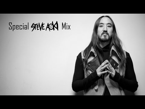 [2017] Aoki´s World - Special Steve Aoki 1 Hour Mix