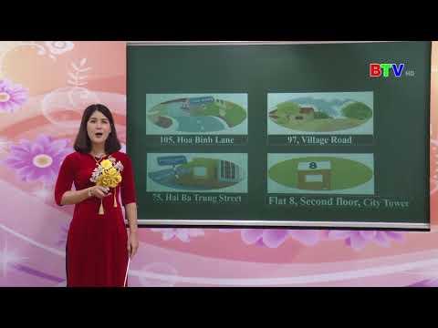 BTV Lớp 5 Môn Tiếng Anh Số 1 Ôn tập kiến thức NGÀY 20 3 2020