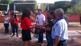 preview picture of video 'Scouts Grupo 7 Salamanca Xidoo 2012'
