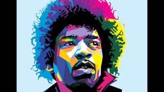 Jimi Hendrix - New Rising Sun