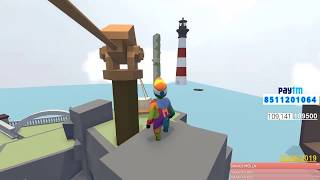 [Hindi]Human Fall Flat #4 NEW HARD LEVEL   TO MUCH FUNNY EVER GAME   SUBSCRIBE ND JOIN  ME