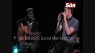 Daniel Merriweather - 'Biz Session'
