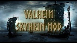 Skyheim - Valheim Magic Mod
