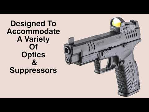 Springfield's XDM OSP Is All About Options