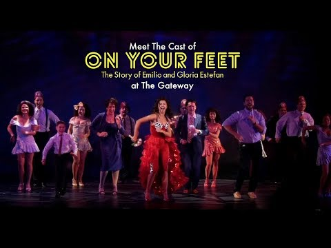 Meet The Cast of On Your Feet at The Gateway
