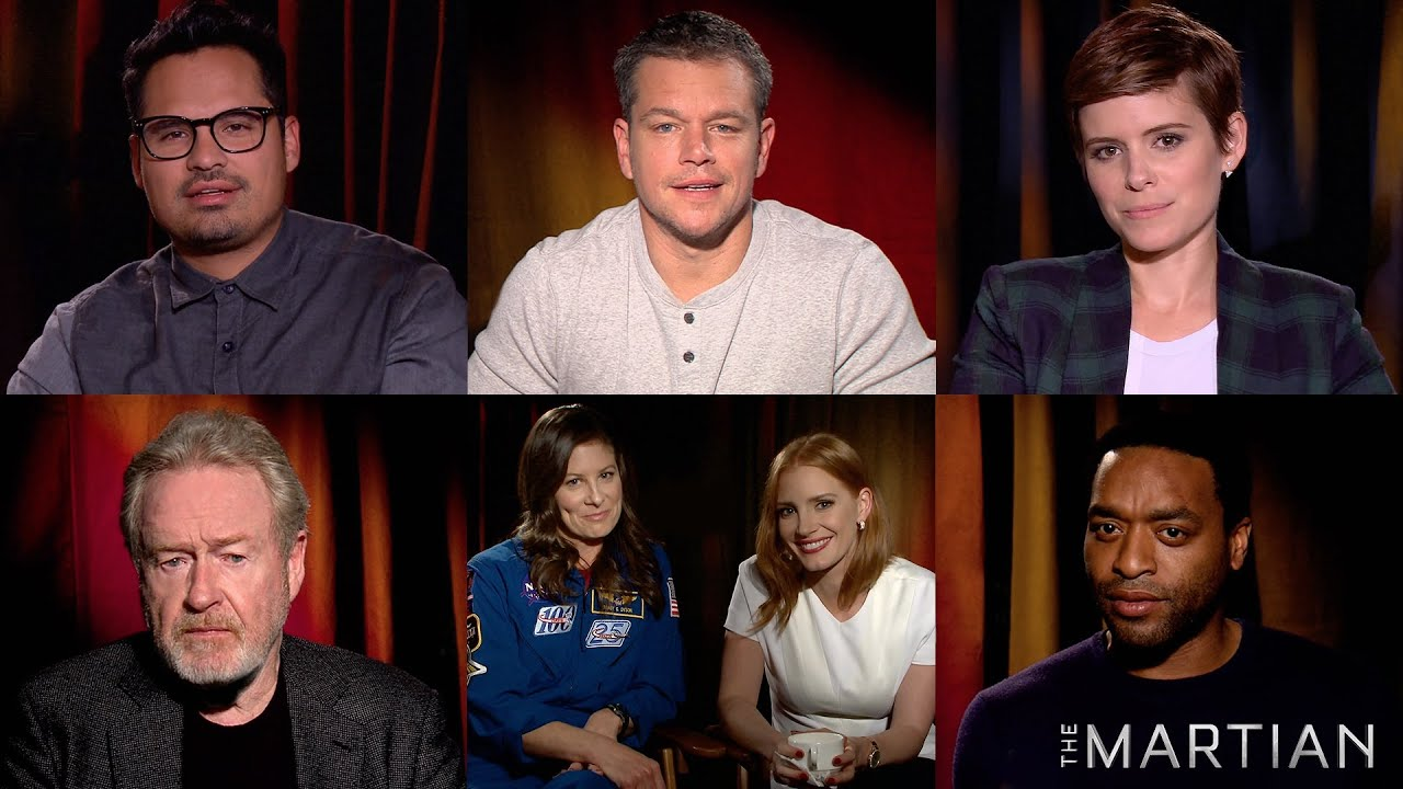 The Martian - NASA Space Q&A
