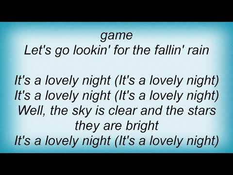 America - Lovely Night Lyrics