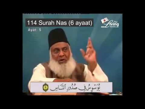 Surah Naas Tafseer