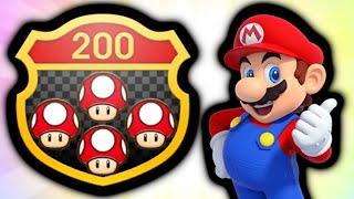 Mario Kart Tour 200cc Multiplayer Races!