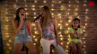 Stella, Aylín E Irina    Creo En Mi (cover  ) Natalia  Jiménez